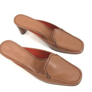 Cole Haan Country Slip-On Mules Size 9B